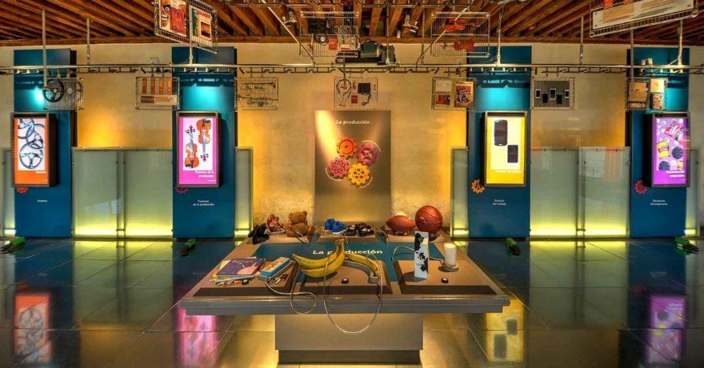 Museo Interactivo Economía