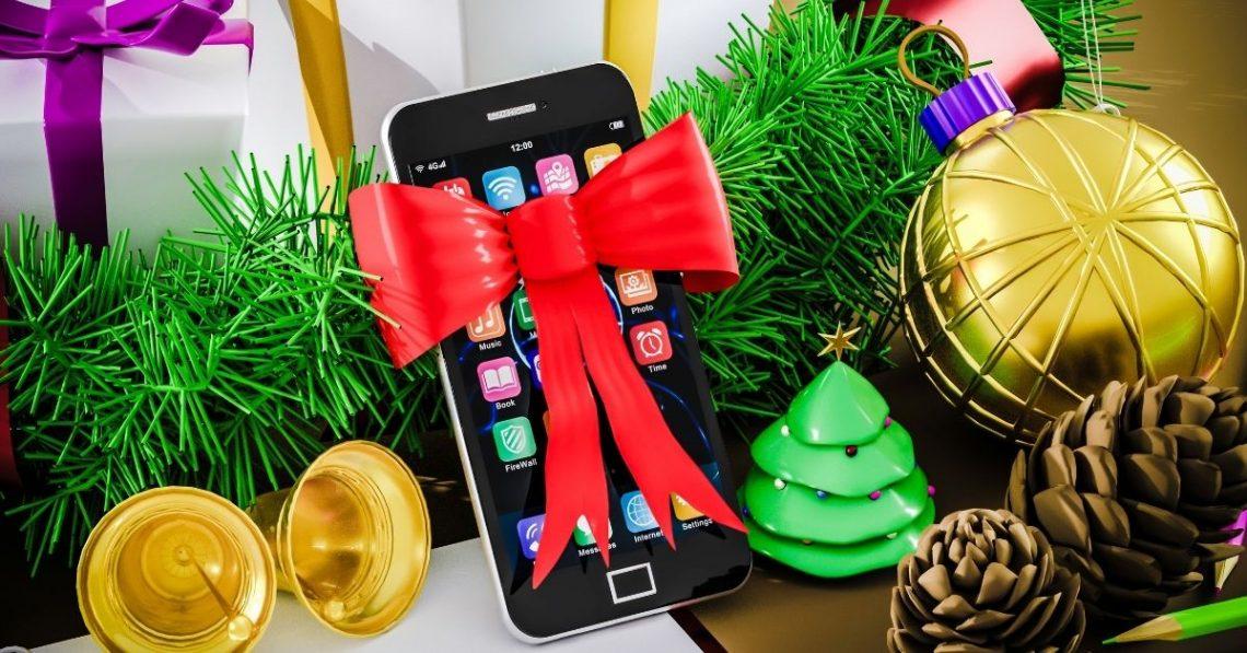 Los Mejores 5 Celulares para Regalar en Navidad 2020