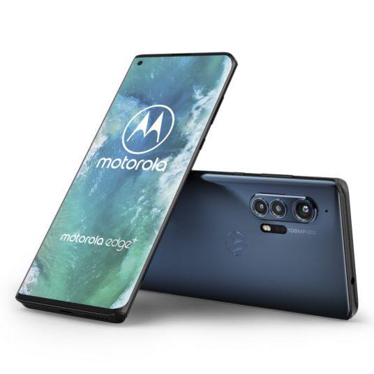 Motorola EDGE - navidad 2020