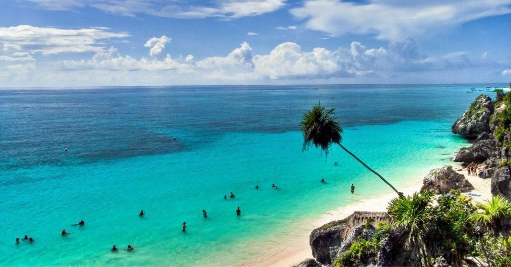 Riviera Maya - lugares para viajar en semana santa 2021