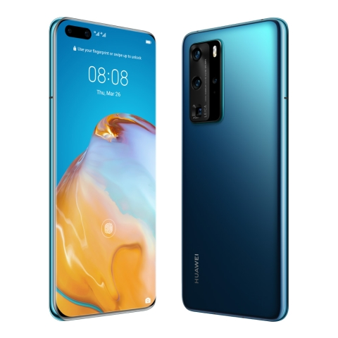 celulares para regalar en navidad - Huawei P40