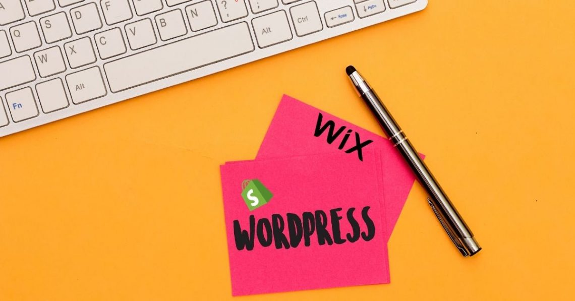 Diferencias entre WIX, Shopify y Wordpress ¿Cuál elegir_