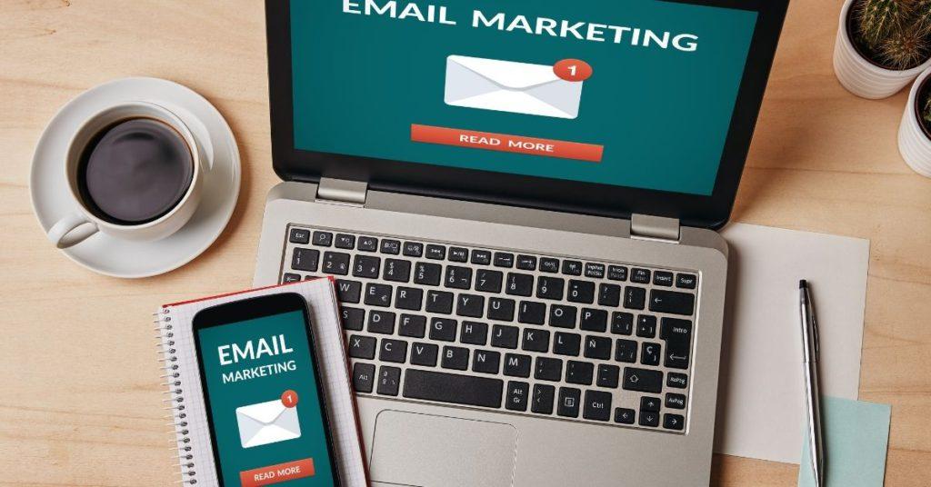 Utiliza Email Marketing