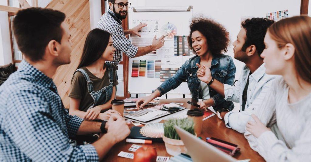 Promover el Trabajo en Equipo en la Empresa