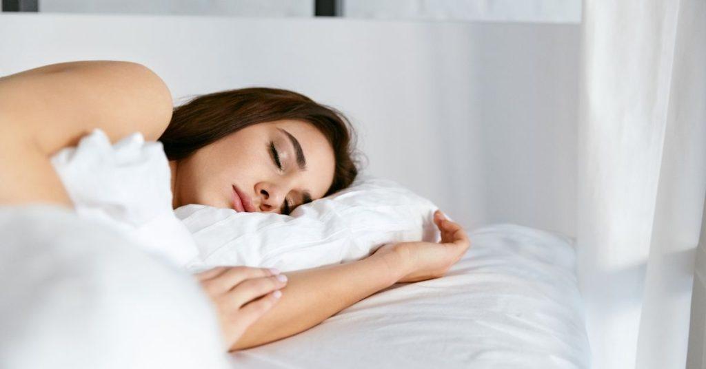 Dormir 7 u 8 Horas Diarias